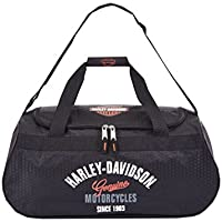 Harley-Davidson Logo Sport Duffel (Tail of the Dragon)