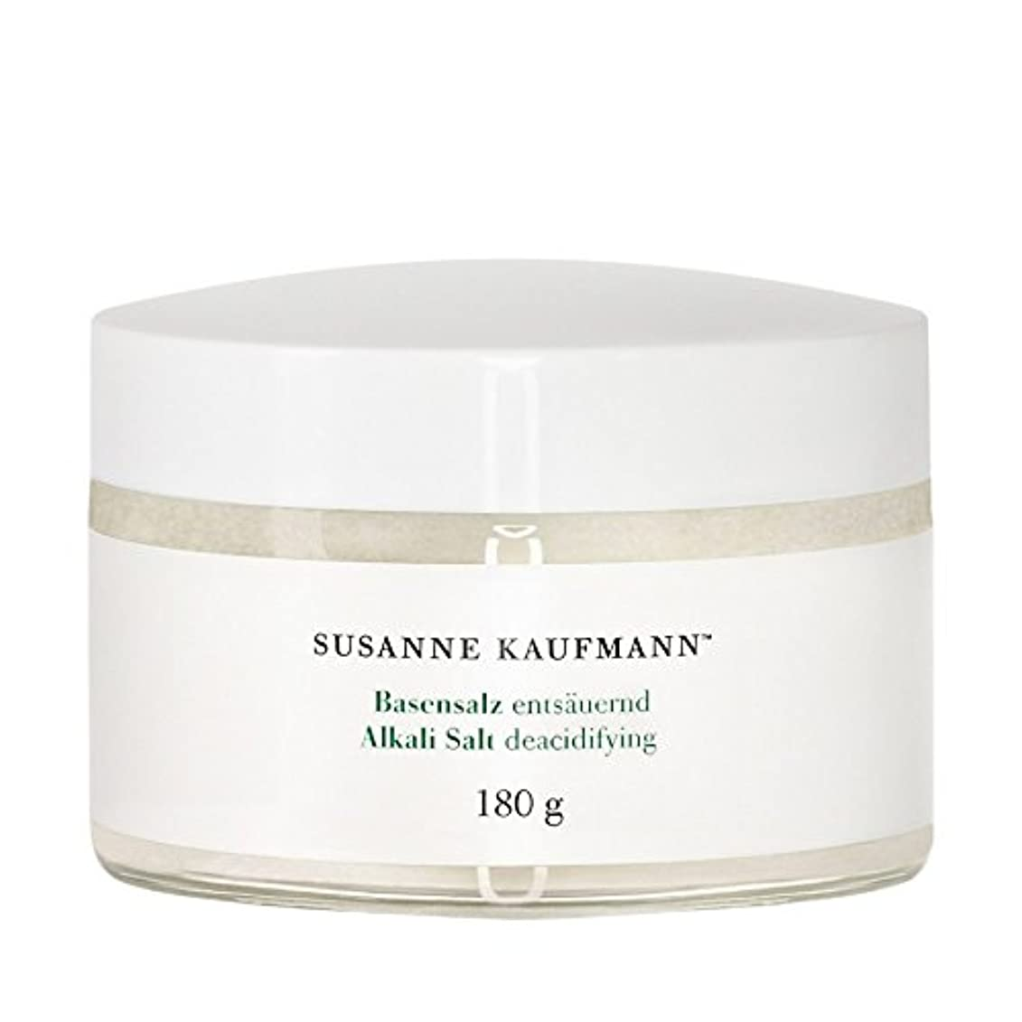 見出し平行タービンSusanne Kaufmann Alkali Salt 180g - スザンヌカウフマンアルカリ塩180グラム [並行輸入品]