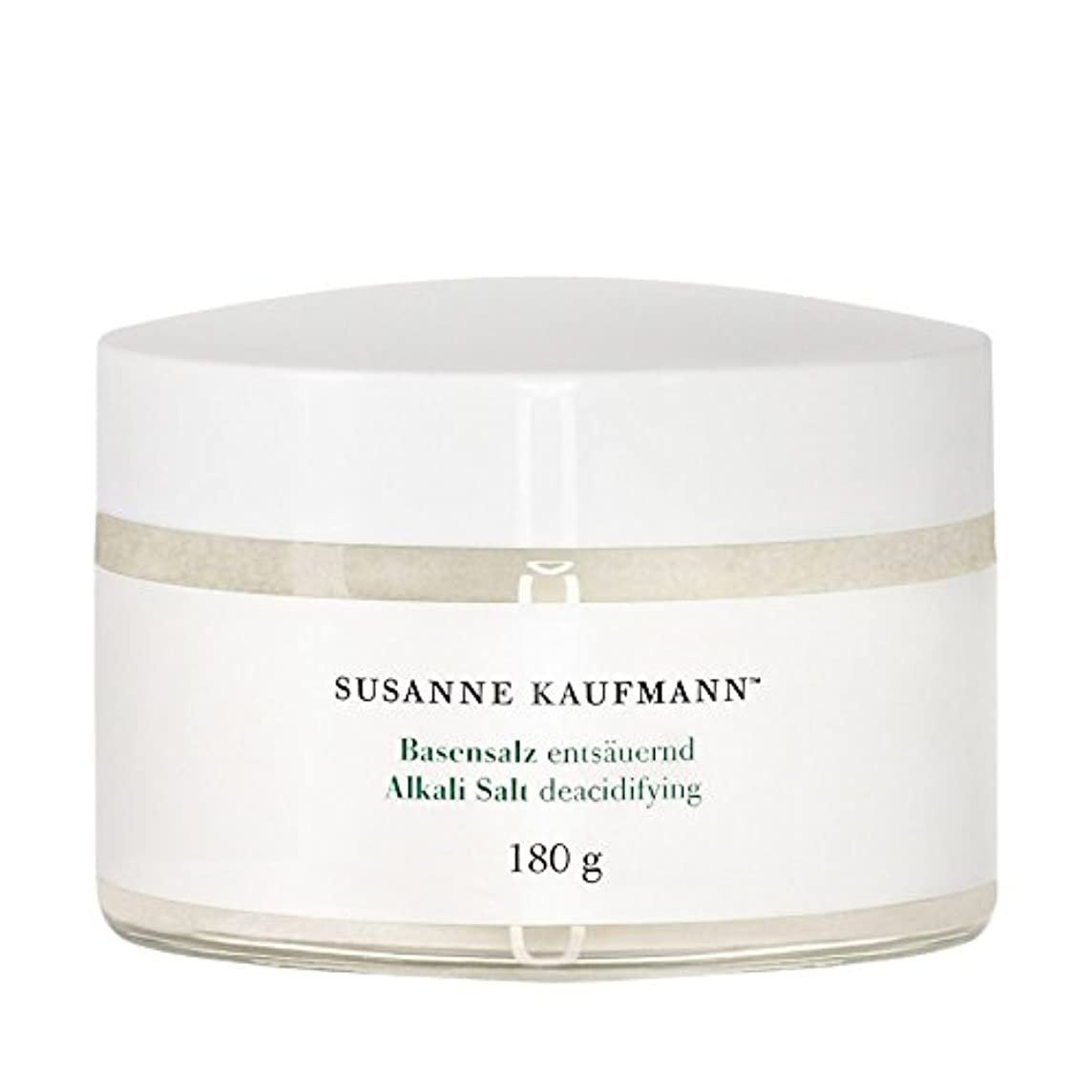 寛容な大学母Susanne Kaufmann Alkali Salt 180g - スザンヌカウフマンアルカリ塩180グラム [並行輸入品]