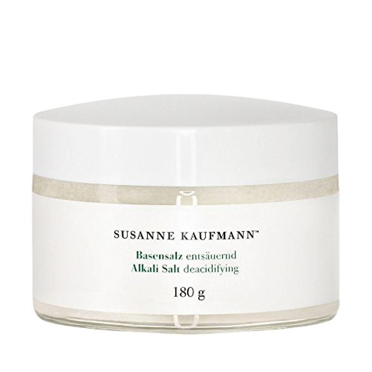 権威便宜アクティブSusanne Kaufmann Alkali Salt 180g - スザンヌカウフマンアルカリ塩180グラム [並行輸入品]