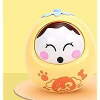 wanraneかわいい子供のおもちゃRoly - Poly赤ちゃんプラスチック手Rattles Bell Kids Funnnyボールおもちゃギフトセット(カラフル)