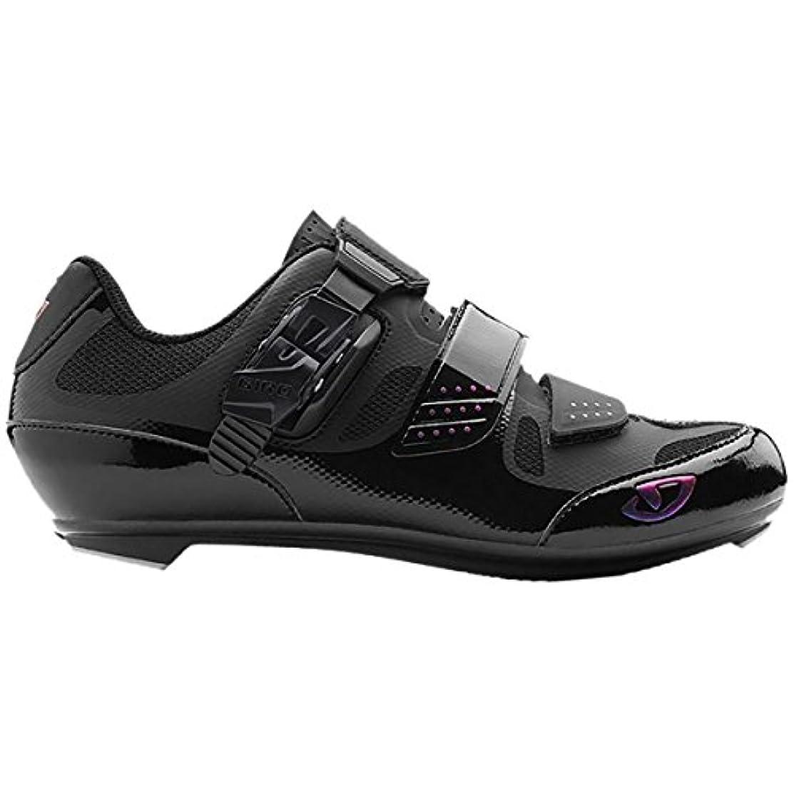 モニタービリージャグリングGiro Solara II Cycling Shoe - Women's Black, 37.5