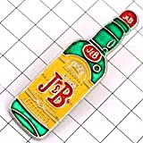 限定 レア ピンバッジ J&Bウイスキー酒ボトル型 ピンズ フランス