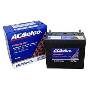 ACDelco [ エーシーデルコ ] 国産車バッテリー [ Maintenance Free Battery ] SMF55B24L