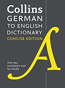 [HarperCollins Publishers]のCollins Concise German-English Dictionary (German Edition)