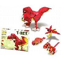 ラキュー ダイナソーワールド ティーレックス LaQ Dinosaur World T-Rex