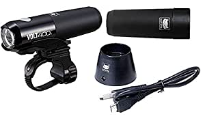 キャットアイ(CATEYE) HL-EL461RC VOLT400 充電式 高輝度LEDヘッドライト 急速充電器&予備バッテリーセット