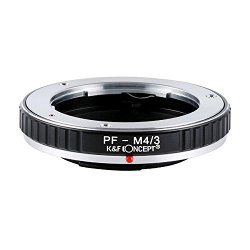 KF Concept レンズマウントアダプター KF-PFM43 (オリンパス・ペンFマウントレンズ → マイクロフォーサーズマウント変換)
