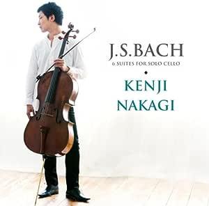 .S.バッハ:無伴奏チェロ組曲 BWV.1007-12(全曲)