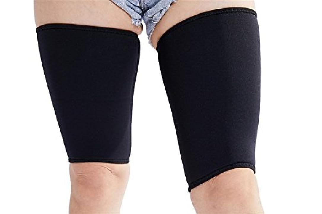 変化あなたのもの病弱vinmin Valentinaホット熱女性男性超薄型伸縮性通気性Thigh Slimming圧縮ネオプレン脚シェイパーの重量損失