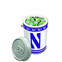 NCAA Northwestern Wildcats Mega Can Cooler、18.93 L