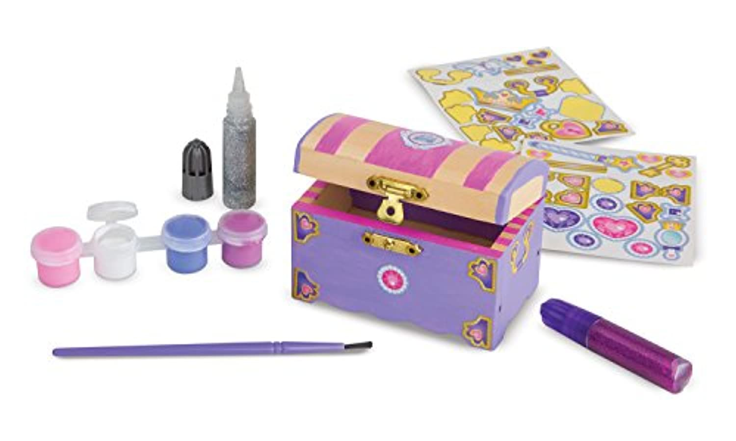 Princess Chest: Arts & Crafts - Kits