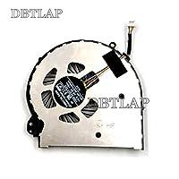 DBTLAP 新 GPU 冷却 ファン 用 HP Omen 15-5000 15-5100 15-5200 15T-5100 15-5020CA GPU ファン 冷却 788600-001 023.10029.0001 FG5A right side