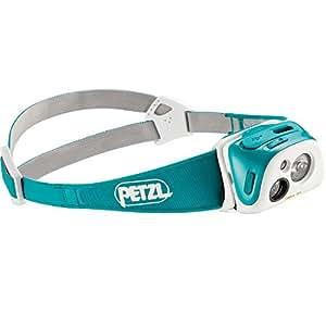 ペツル(PETZL) ティカRプラス(TIKKA R+) ターコイズ ヘッドライト E92 RT