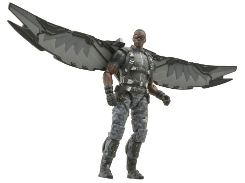 Marvel Comics Select Captain America 2 Falcon Action Figure