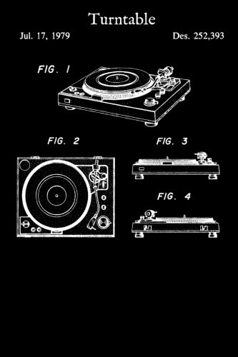 Turntable: Journal - Record Pl...