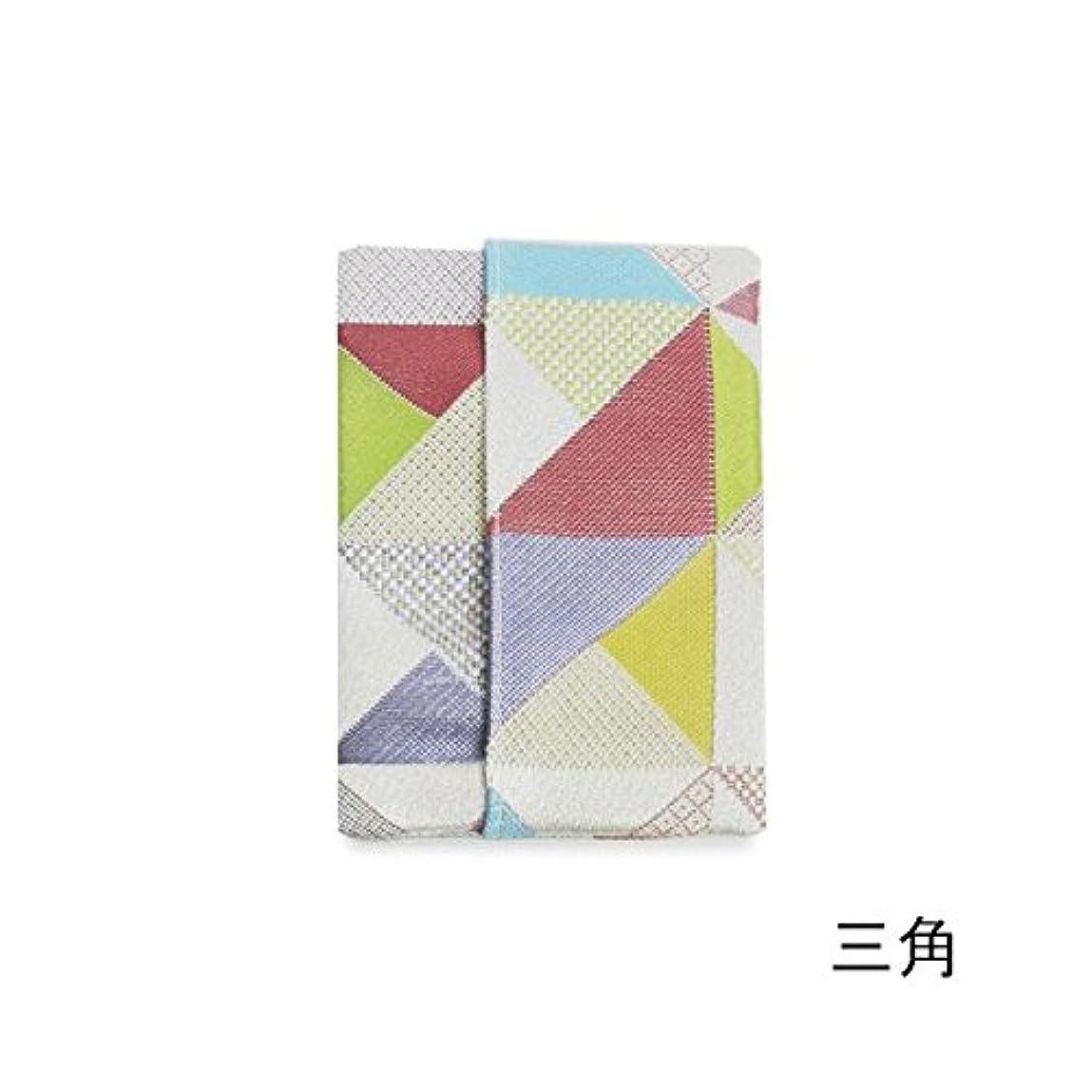 フェンス長方形やがてなにいろ サシェ  (三角)