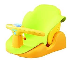 アップリカ バスチェア はじめてのお風呂から使えるバスチェア YE 91593 【パーツ取り外し可&やわらかマット付き】