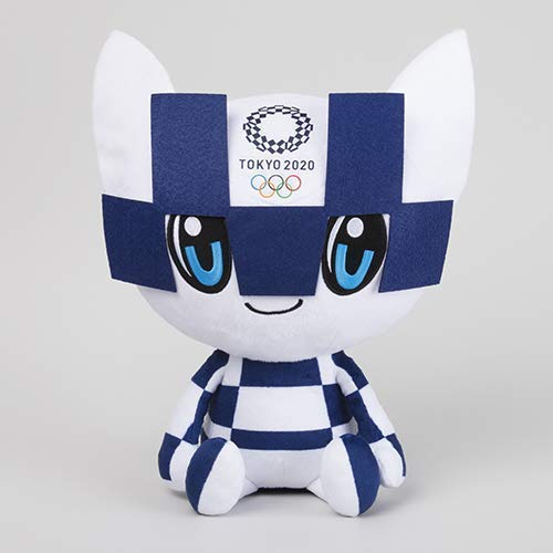 東京2020 オリンピック マスコット ぬいぐるみ 公式グッズ L ミライトワ