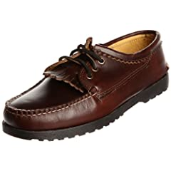 Quoddy Trail Moccasin Blucher 501
