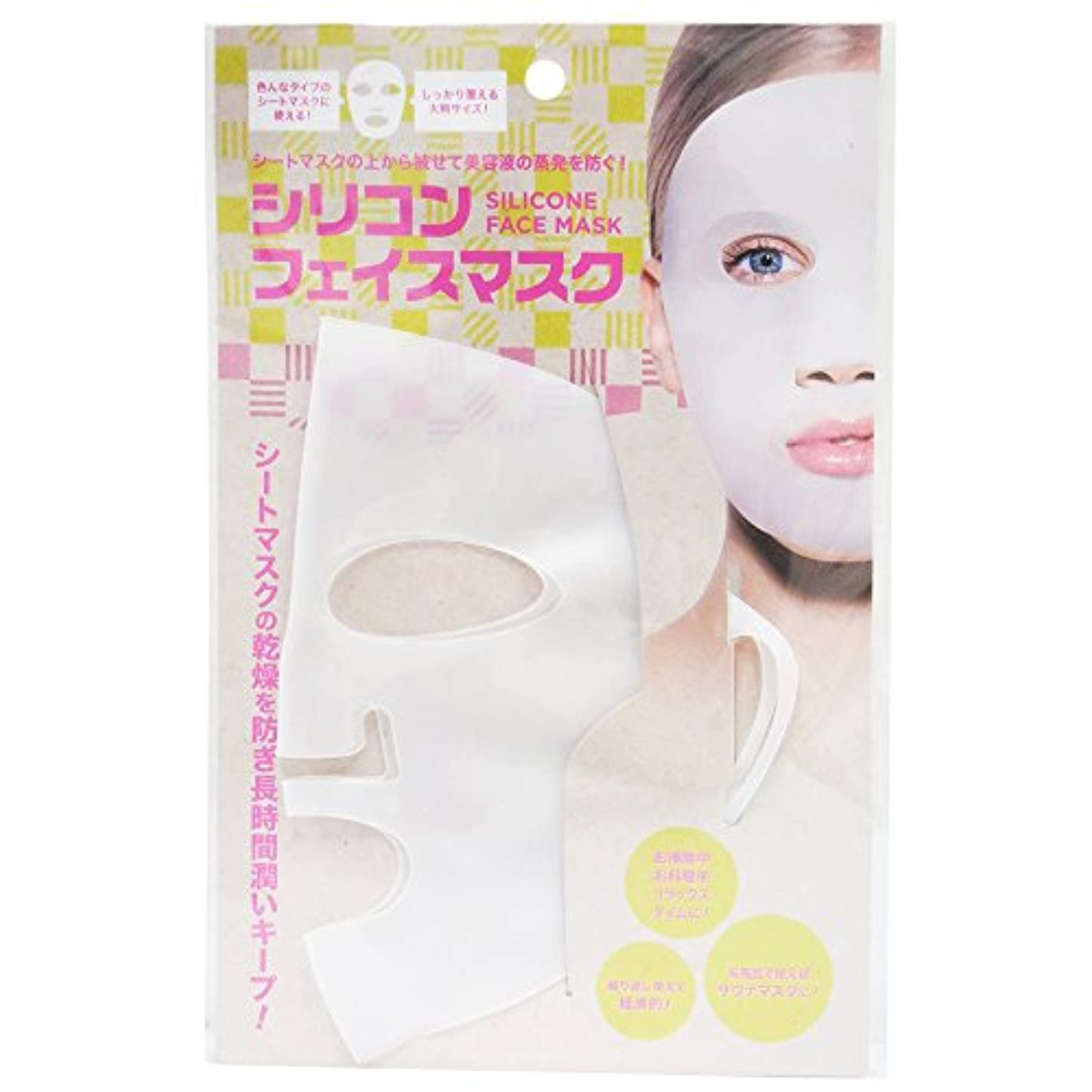 それにもかかわらず頬骨きらめくシリコンフェイスマスク