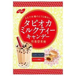 ノーベル タピオカミルクティーキャンデー 1箱(6袋)