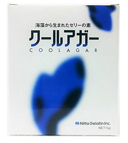 新田ゼラチン クールアガー 1kg(500g×2)