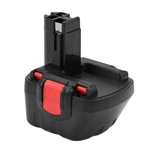 Creabest ボッシュ12V 3000mAh ニッケル水素互換 バッテリー Bosch ボッシュ 12V BAT043 BAT045 BAT120 BAT139 2607335542 2607335526 2607335274 2607335709