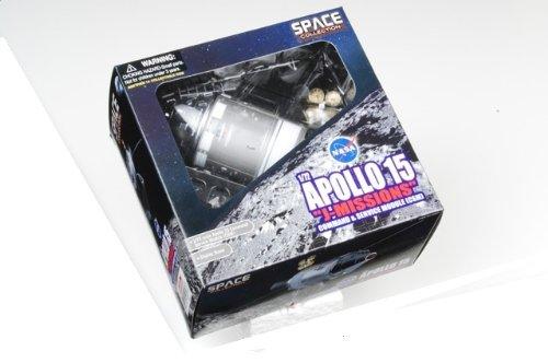 """1:72 ドラゴンモデルズ エアロスペース プログラム 50397 North アメリカン アポロ CSM ダイキャスト モデル NASA アポロ 15 """"Endeavour"""" Launch 7月 2"""