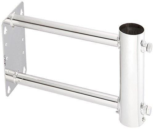 DXアンテナ 地デジアンテナ用 壁面金具 (200mm用) 錆に強いステンレス採用 MW20S
