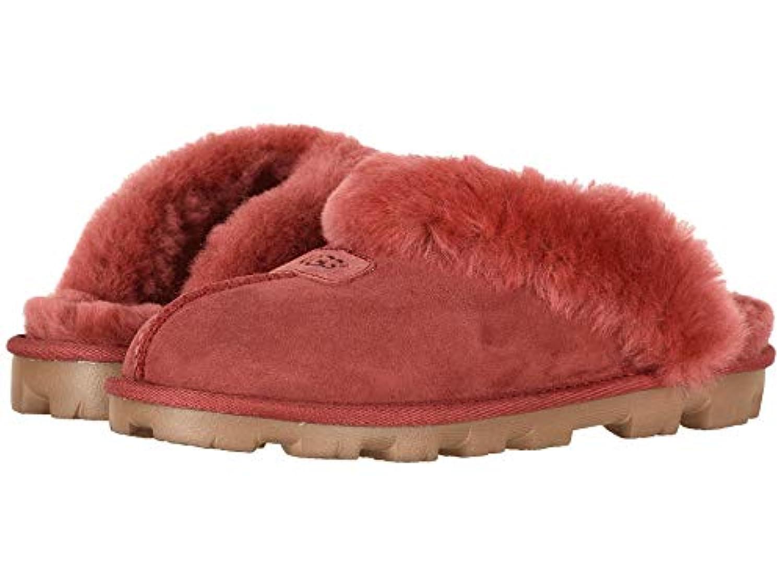 [UGG(アグ)] レディーススリッパ?スリッポン?靴 Coquette Redwood 6 (23cm) B - Medium