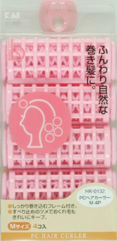 触手薬乱闘B'S PCヘアカーラーM 4P
