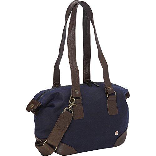 トーケン バッグ スーツケース Lafayette Waxed Duffle Bag Navy [並行輸入品]