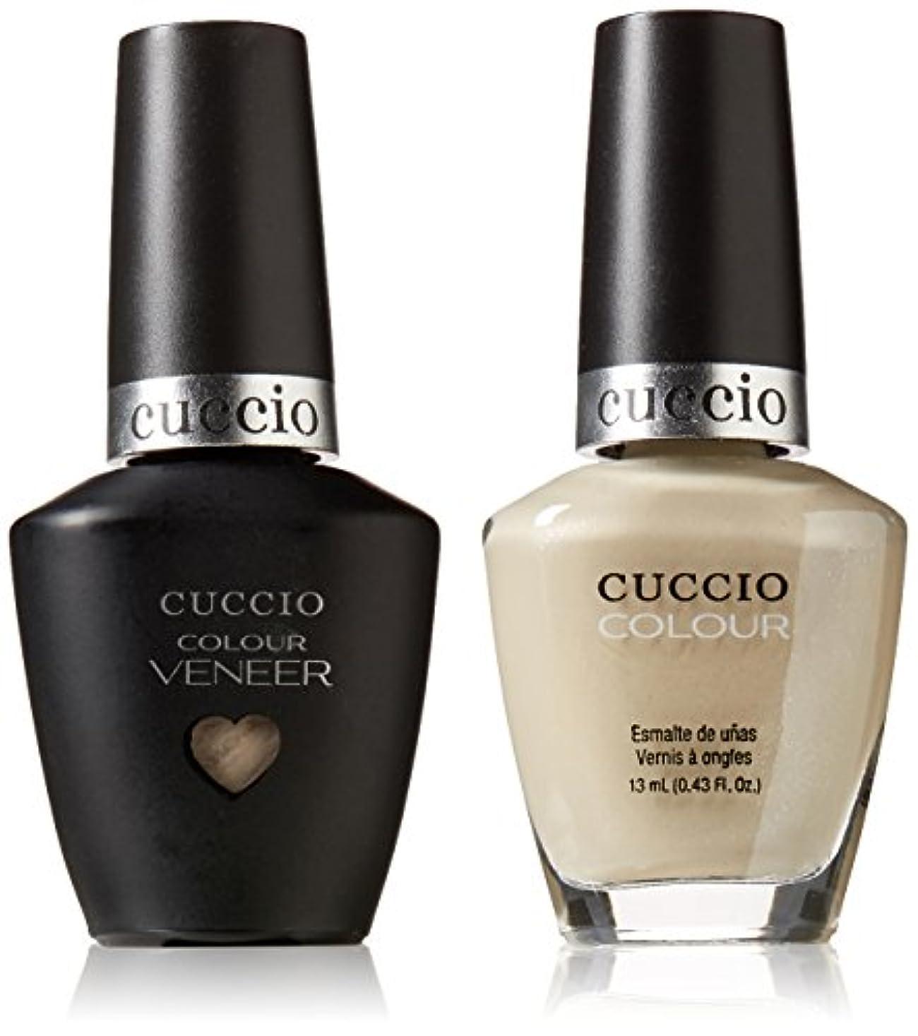 ロシア対話励起Cuccio MatchMakers Veneer & Lacquer - Oh Naturale - 0.43oz/13ml Each