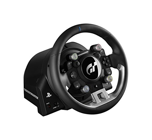 ThrustMaster T-GT Force Feedback Racing Wheel for PlayStation (R) 4【正規保証品】 B0757FSFGY 1枚目