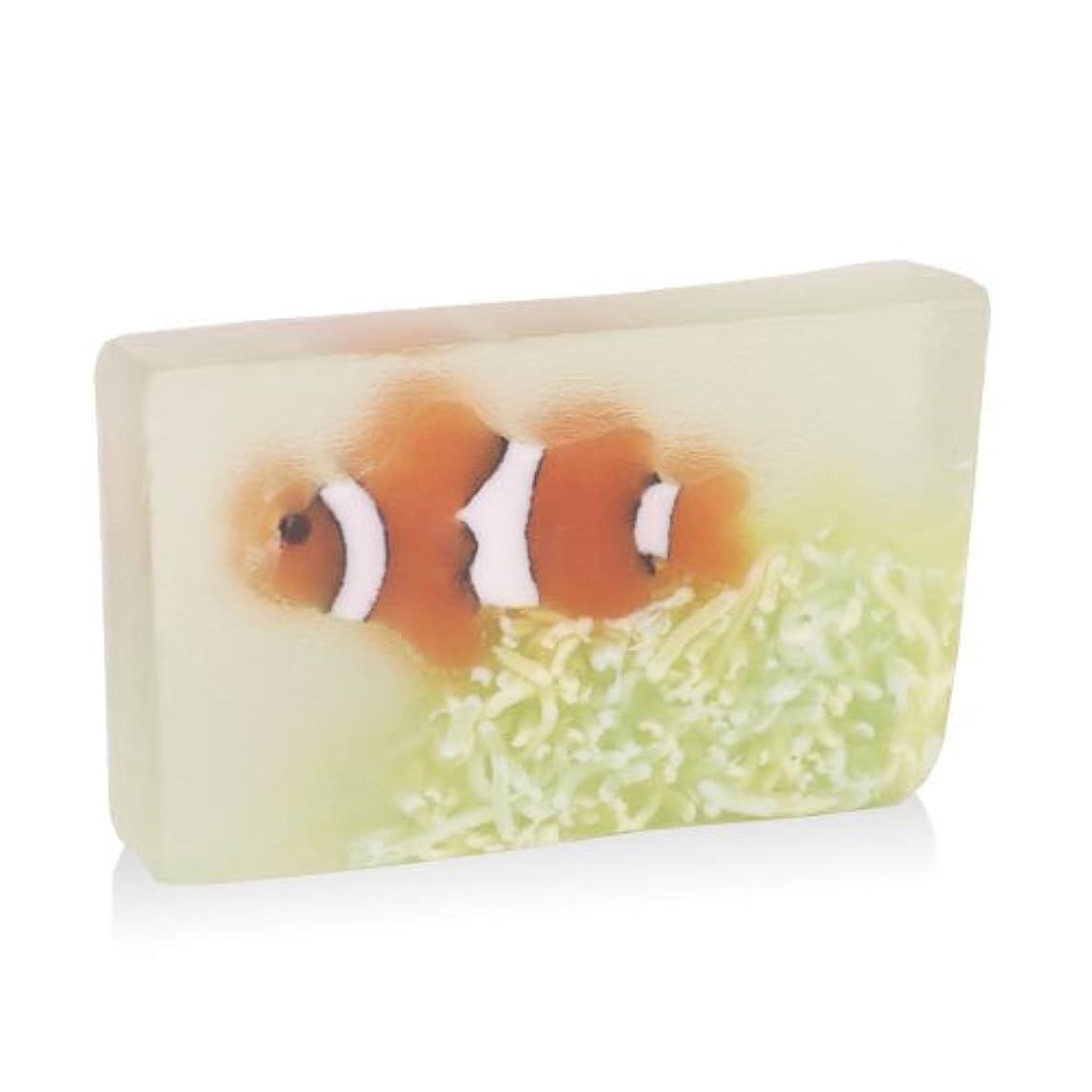 バーベキュー著者キープライモールエレメンツ アロマティック ソープ クラウンフィッシュ 180g 植物性 ナチュラル 石鹸 無添加