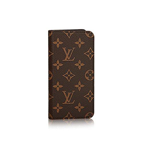 LOUIS VUITTON ルイヴィトン ルイ・ヴィトン iphone6+ フォリオ M61423 モノグラム マロン iphoneケース【並行輸入品】