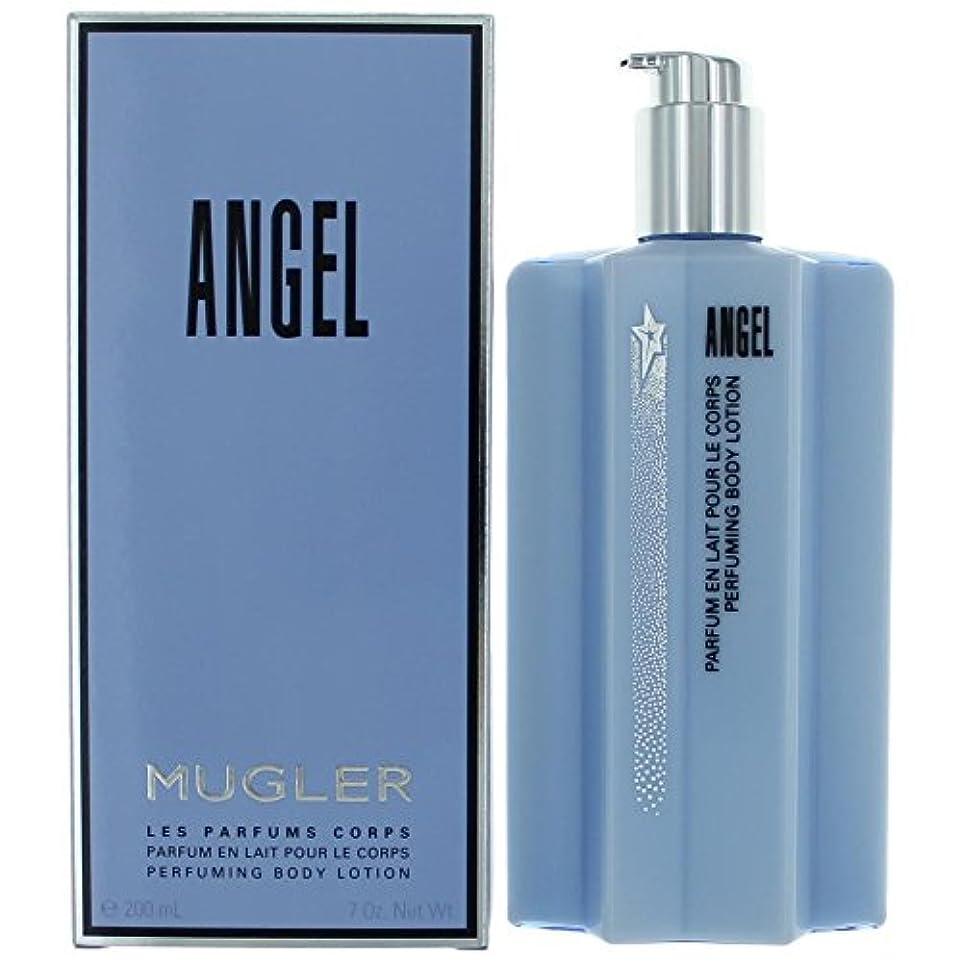 バリー半導体削除するThierry Mugler Angel Body Lotion 200 ml