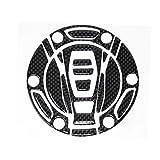 SSK カーボンタンクキャップパッド BMW キーレス車両 R1200R 2015- R1200RS 2015- R1200RT 2015- R1200GS 2015- R1200GS ADV 2015- K1600GT 2015- K1600GTL 2015- K1600GTL Exclusive 2015- CTCPBM01