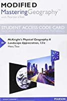 Modified Mastering Geography with Pearson eText -- Standalone Access Card -- for McKnight's Physical Geography: A Landscape Appreciation (12th Edition) [並行輸入品]