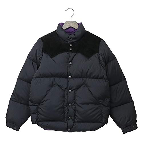 (ロッキーマウンテンフェザーベッド) Rocky Mountain Featherbed『Down Jacket』(BLACK) 2018FW (メンズ) (40(M), BLACK)