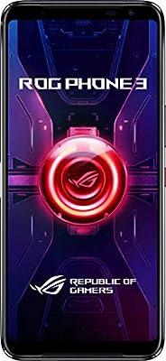 ASUS スマートフォン ROG Phone 3(12GB/512GB/Qualcomm Snapdragon 865 Plus/6.59型ワイド AMOLEDディスプレイ Corning Gorilla Glass 6