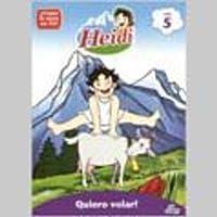 Vol. 5-Heidi-Quiero Volar [DVD] [Import]