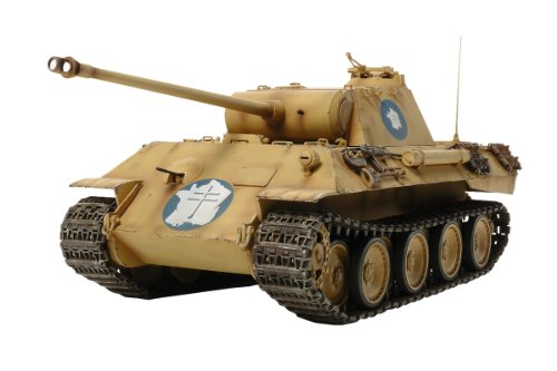 1/25 デラックス戦車シリーズ No.12 ドイツ 戦車 パンサー A型 ディスプレイ 30612