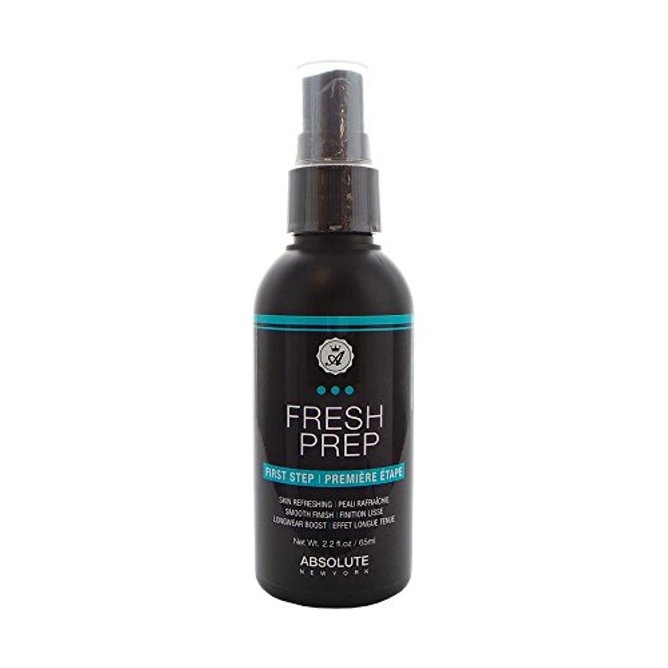 侵略パテホイストABSOLUTE Fresh Prep Primer Spray (並行輸入品)