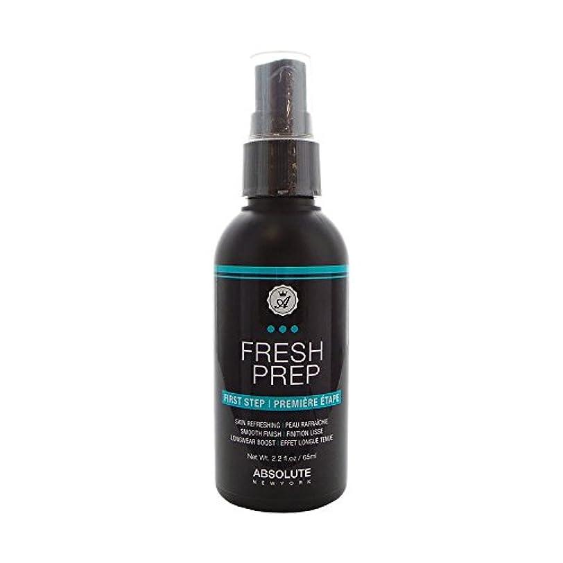 服見捨てるこれらABSOLUTE Fresh Prep Primer Spray (並行輸入品)