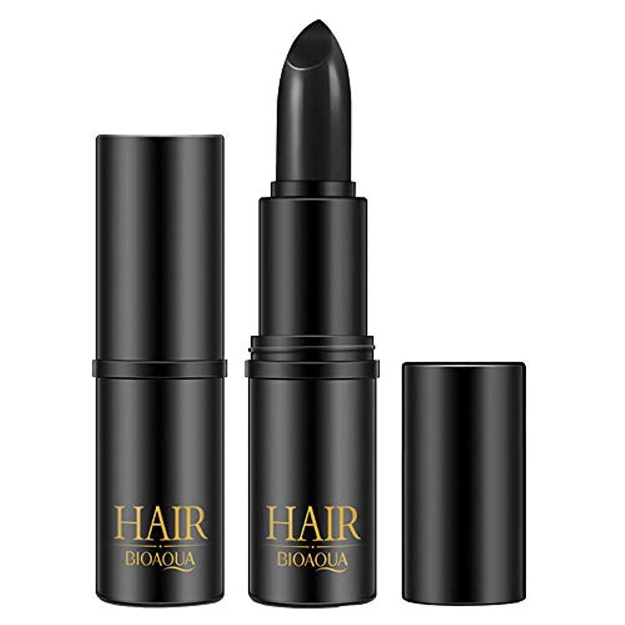 Osmnice 美容院ペングルーミングクリーム染めヘアピン髪染め櫛100%安全で無毒の速い髪染め年長の友人ギフト (黒)