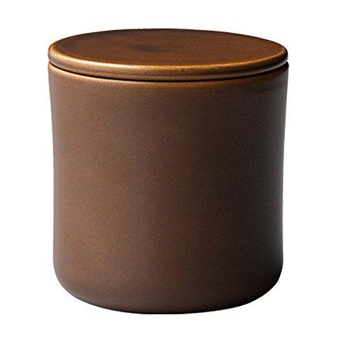 KINTO (キントー) コーヒーキャニスター SCS アクセサリー 600ml ブラウン 27669