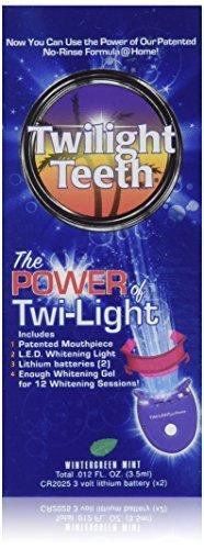 Twilight Teeth Complete Home Kit with LED Unit [並行輸入品]