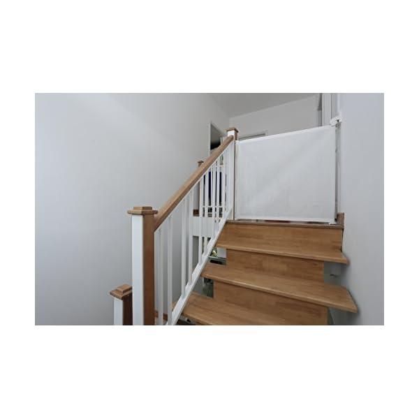 ラスカル キディガード 階段上設置可能 ロール...の紹介画像9